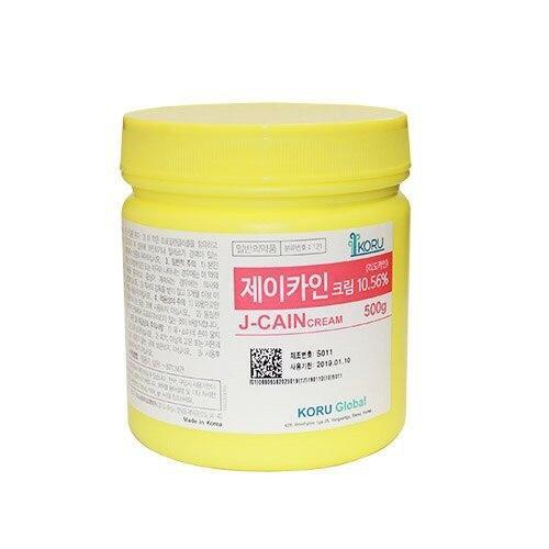 Анестезия J-CAIN cream 500g