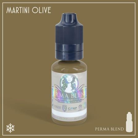 "Краска для татуажа бровей ""Martini Olive"""