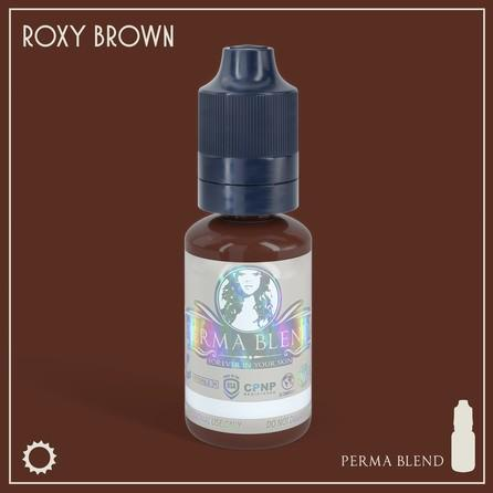 "Краска для татуажа бровей ""Roxy Brown"""