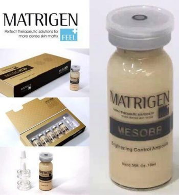 Сыворотки Matrigen Meso BB Brightening Control System в коробке