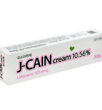 J-CAIN cream 10,56% 30 гр.