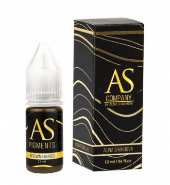 ПИГМЕНТ ДЛЯ БРОВЕЙ BROWN HAIRED (ШАТЕН) 12ml