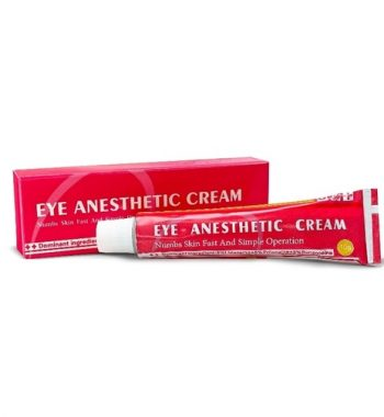 Анестетик для век EYE Anesthetic Cream, 10 г