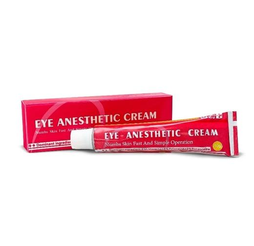 Анестетик для век EYE Anesthetic Cream, 10 г