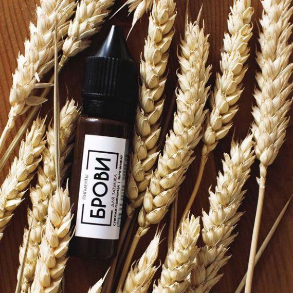 """Пигмент Брови """"Спелая пшеница"""""""