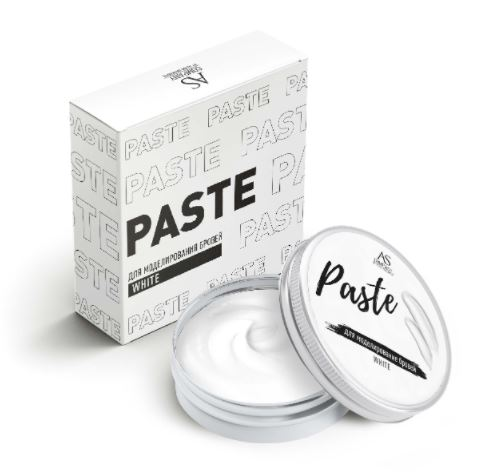 BROW PASTE 30г (паста для моделирования бровей), AS COMPANY